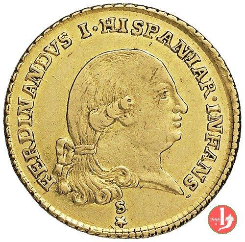 Doppia di Parma 1786 (Parma)