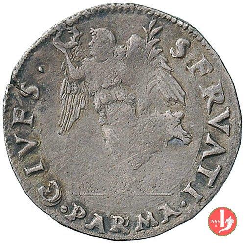 mezzo giulio con S. Ilario 1522 (Parma)