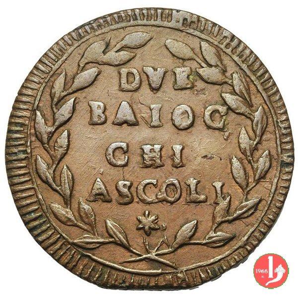 due baiocchi 1798-1799 (Ascoli)