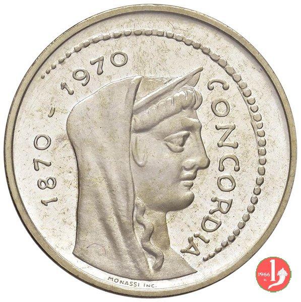 prova 1000 lire 1970 1970 (Roma)