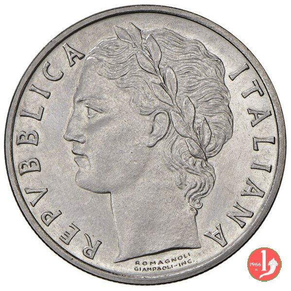 prova 100 lire 1954 1954 (Roma)