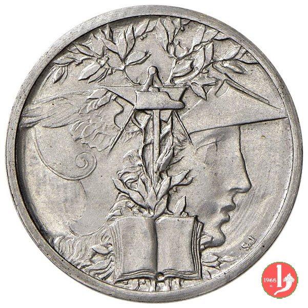 saggio per monetazione alluminio-magnesio 1946 (Johnson)