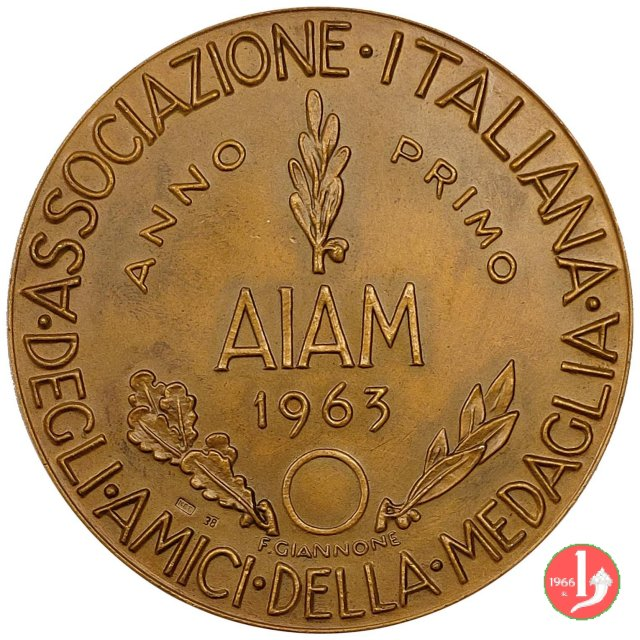 AIAM - Vajont 09-10-1963 1963