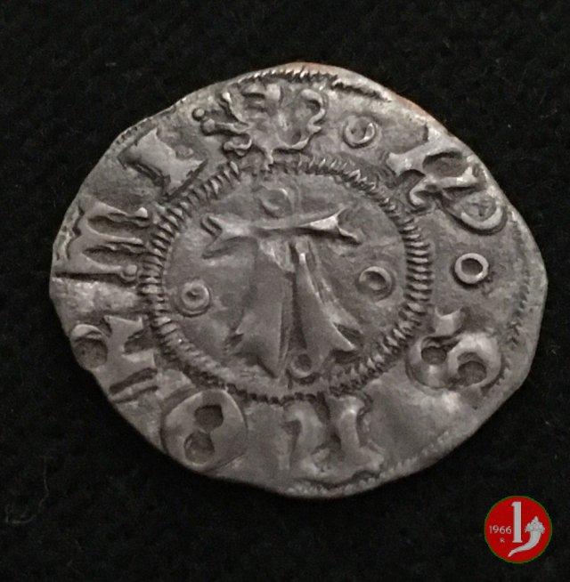 Bolognino (A con anellini) 1433-1446 (Ascoli)
