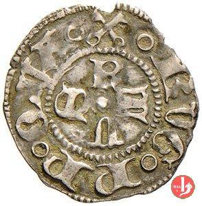 Bolognino (chiavi in legenda al R/) 1446-1447 (Fermo)