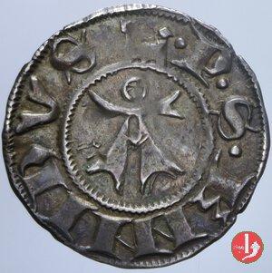Bolognino (con ARIA al D/ e A al R/) 1413-1420 (Ascoli)