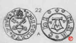 Bolognino (marchigiano) 1447-1455 (Ancona)