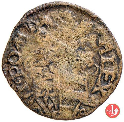 Doppio quattrino 1492-1503 (Ascoli)