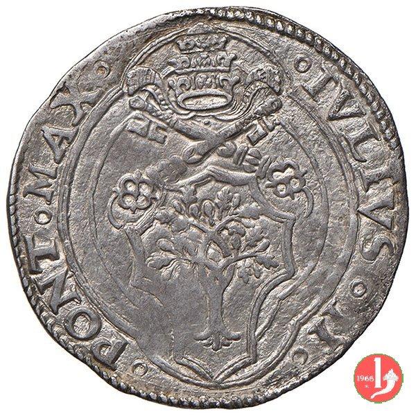 Giulio (doppio S.Petrvs) 1503-1513 (Ancona)