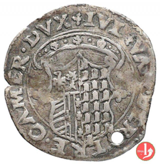 Grosso (Ivlia in legenda) 1534-1539 (Camerino)