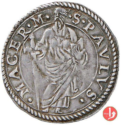 Grosso (senza data) - S.Paolo 1534-1549 (Macerata)