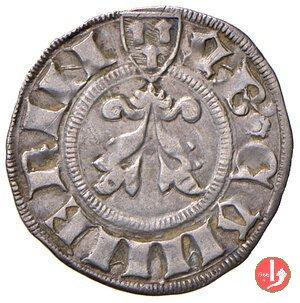 Mezzo grosso (A fogliata) 1434-1444 (Camerino)