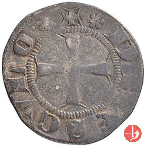 Mezzo grosso agontano 1300-1400 (Ascoli)