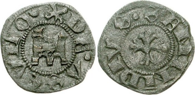 Picciolo (croce gigliata) 1431-1468 (Ascoli)