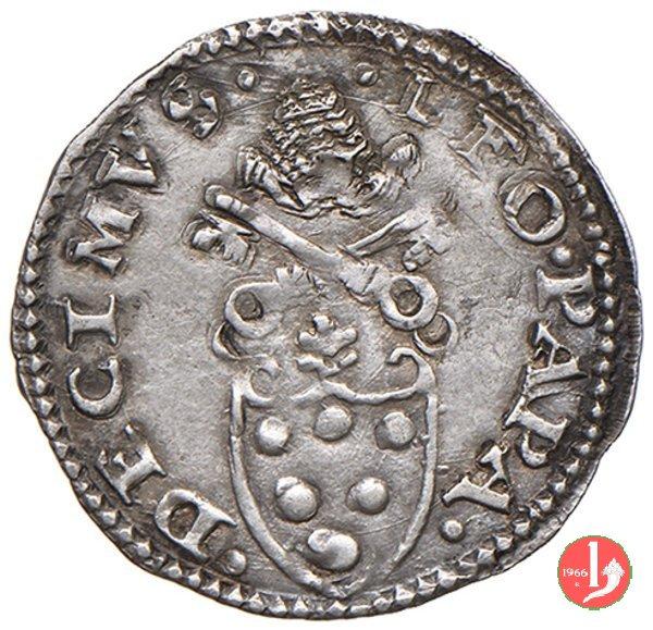 Quarto di giulio 1513-1521 (Ancona)