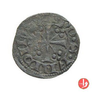 Quattrino (archi e torri) 1300-1400 (Ascoli)
