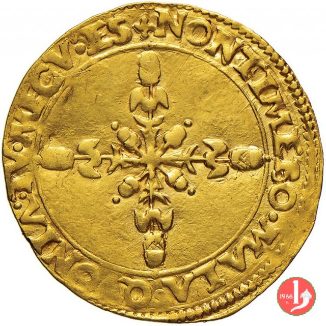 Scudo d'oro (con Croce) 1534-1539 (Camerino)
