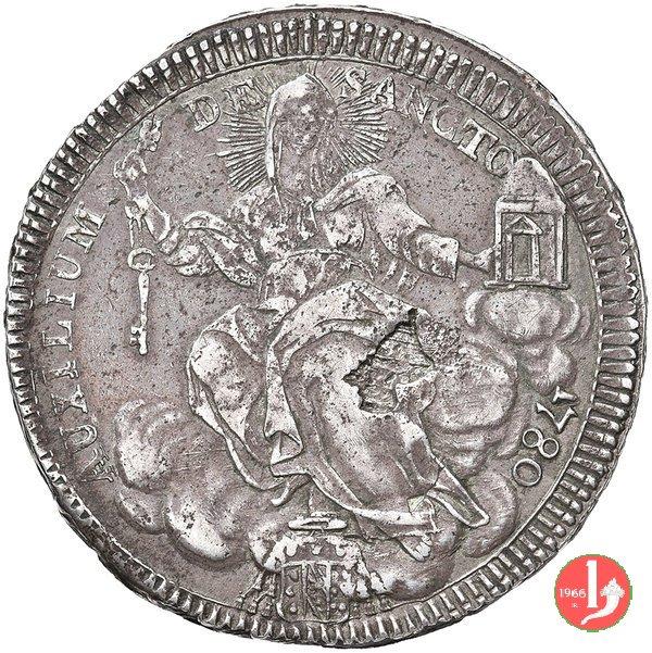scudo romano 1799 (Ancona)