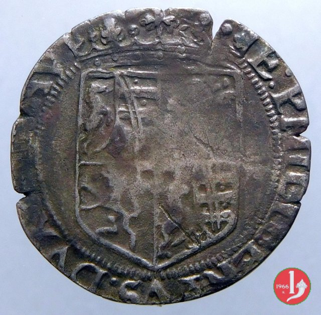 3 Grossi III tipo 1561 (Aosta:Nizza)