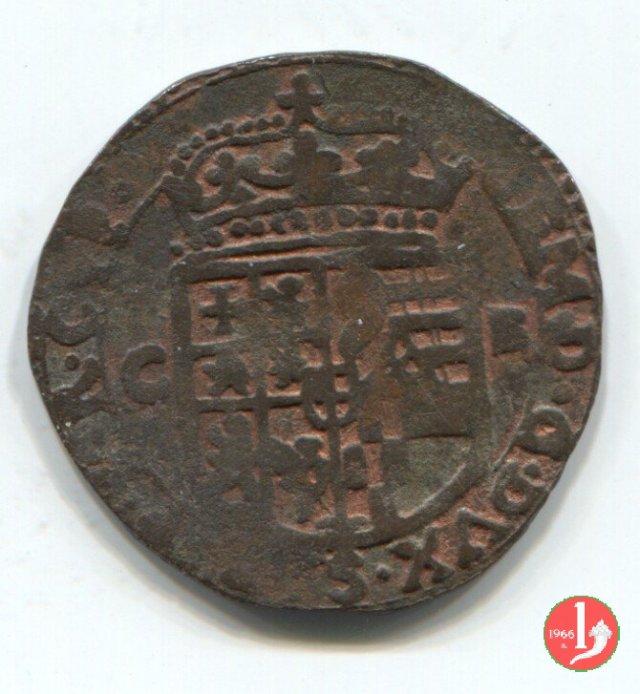 4 Soldi II tipo 1642 (Biella:Ivrea)