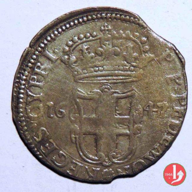 5 Soldi 1647 (Torino)