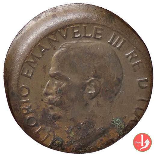 5 centesimi spiga 1929 (Roma)