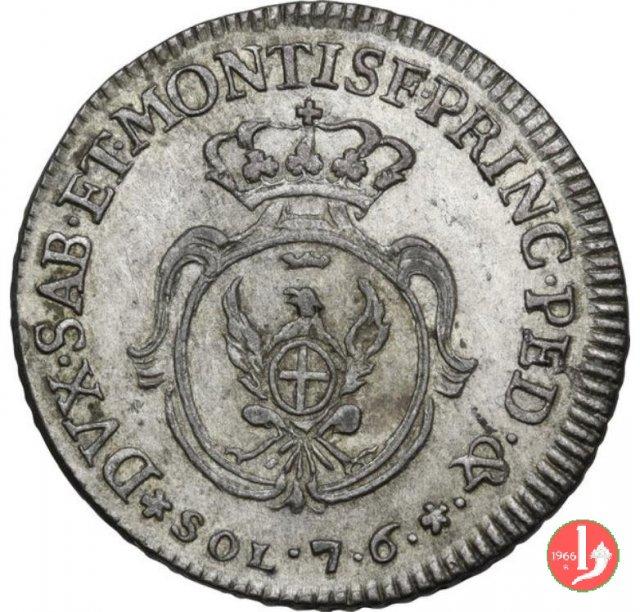 7,6 soldi 1782 (Torino)