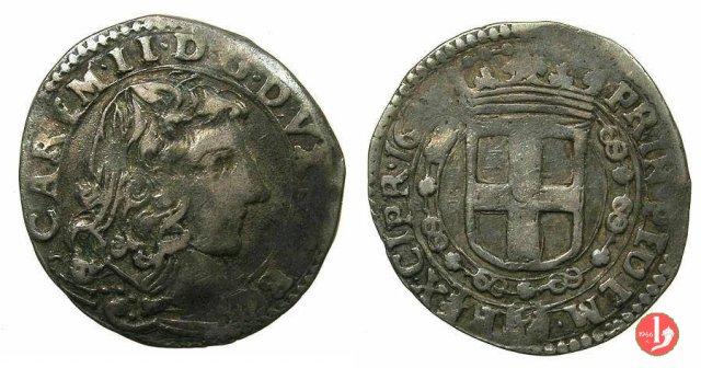 Dodicesimo di scudo 1659 (Torino)