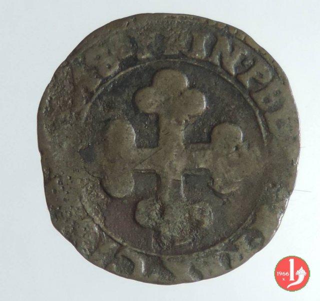 Mezzo soldo II tipo 1648 (Torino)