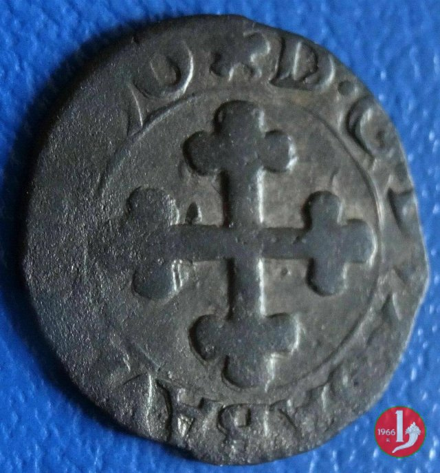 Quarto di grosso II tipo (di Savoia) 1590 (Chambéry)