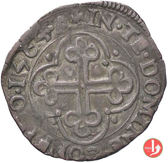 Soldo II tipo 1564 (Chambéry)