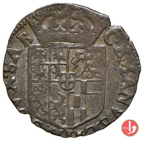 Soldo I tipo 1641 (Chambéry)