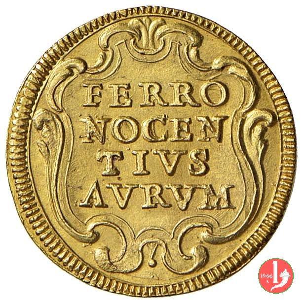 Scudo d'oro FERRO NOCENTIVS AVRVM  (Roma)