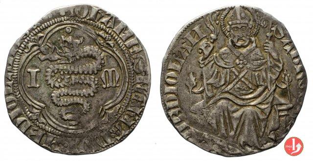 Grosso o Pegione 1402-1412 (Milano)