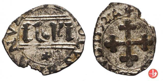 Quarto di grosso II tipo (di Savoia) 1592 (Chambéry)