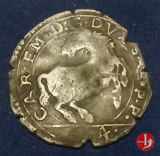 Cavallotto III tipo 1614 (Torino)