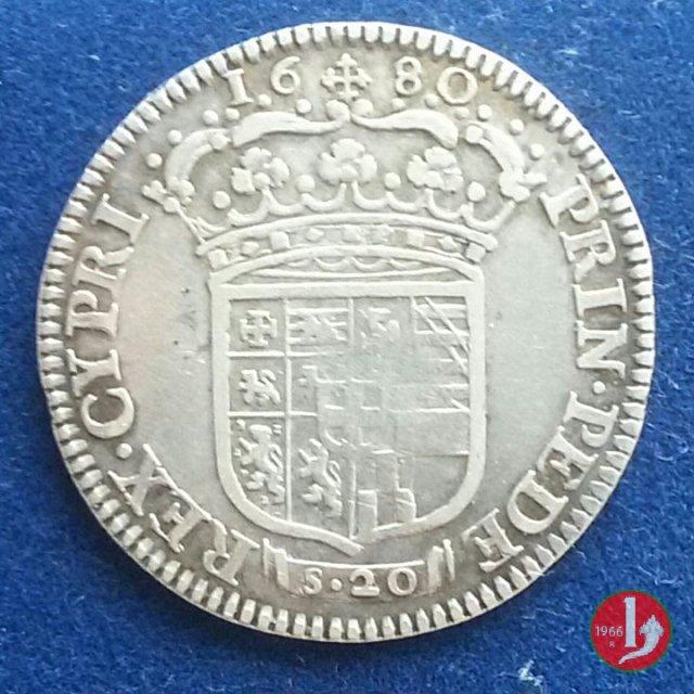Lira I tipo 1680 (Torino)