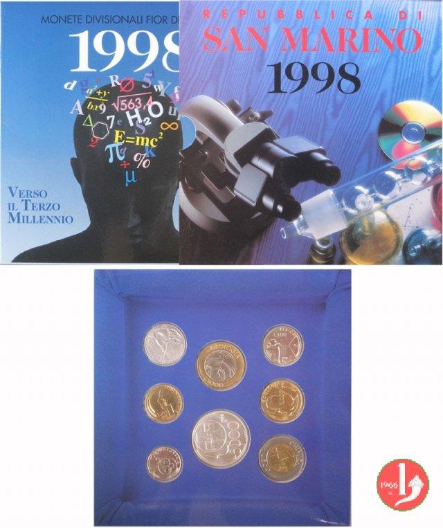 Serie divisionale 1998 1998 (Roma)