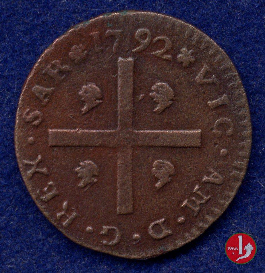 Le monete per la Sardegna di Vittorio Amedeo III Re di Sardegna: visione  d'insieme delle monete
